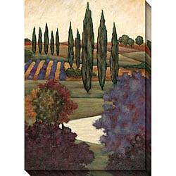 Jensen 'Tuscan View I' Oversized Canvas Art