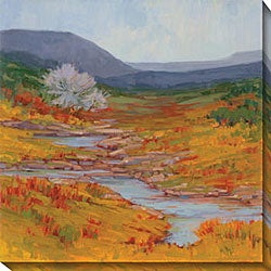 Gallery Direct Kim Coulter 'Mountain Stream II' Giclee Canvas Art