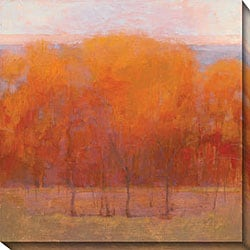 Gallery Direct Kim Coulter 'Change of Seasons III' Oversized Canvas Art