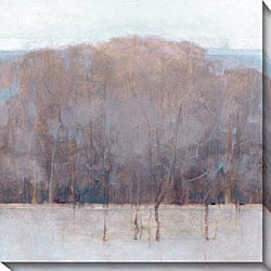 Kim Coulter 'Change of Seasons IV' Oversized Canvas Art