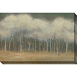 Kim Coulter 'Quiet Moment II' Oversized Canvas Art