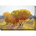 Kim Coulter 'Autumn Day II' Oversized Canvas Art