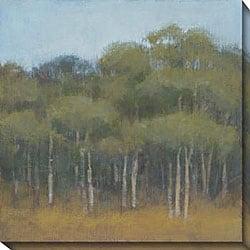 Kim Coulter 'Enduring Season II' Oversized Canvas Art