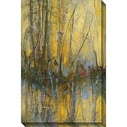 Kim Coulter 'Sunrise I' Oversized Canvas Art