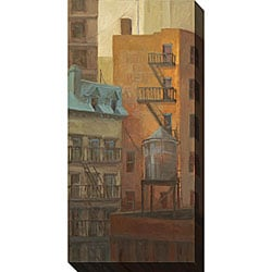 Gallery Direct Kim Coulter 'Old Town II' Oversized Canvas Art