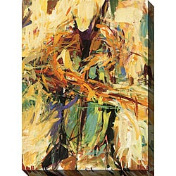 Karen Silve 'In Concert II' Oversized Canvas Art