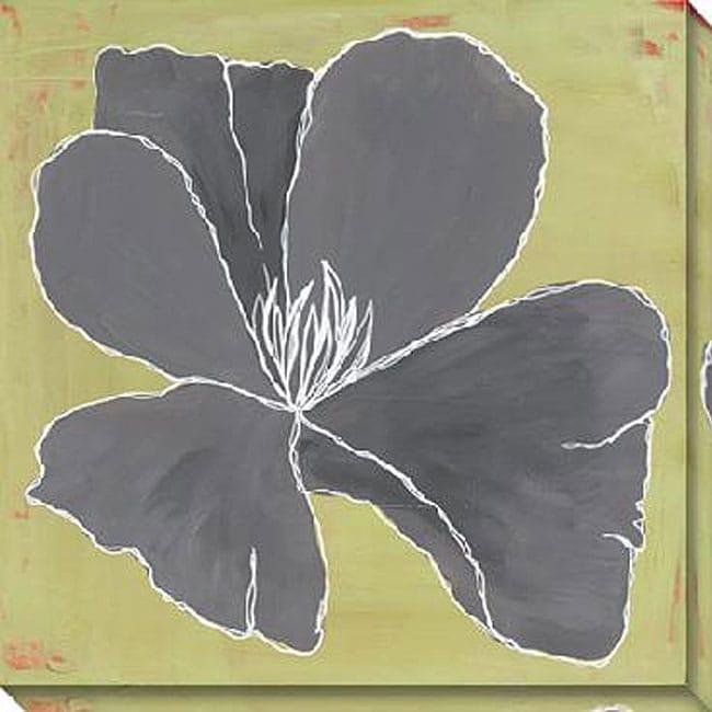 Laura Gunn 'Color Study IV' Giclee Canvas Art