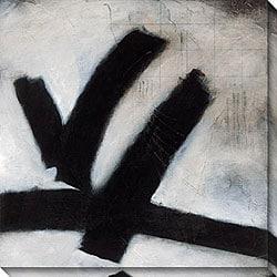 M. Drake 'Monochromatic Series I' Oversized Canvas Art