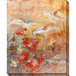 Maeve Harris 'Cascade II' Canvas Art