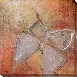 Maeve Harris 'Butterfly' Oversized Canvas Art