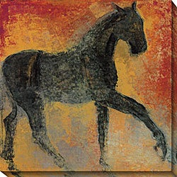 Gallery Direct Maeve Harris 'Furioso I' Oversized Canvas Art