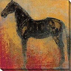 Gallery Direct Maeve Harris 'Furioso II' Oversized Canvas Art