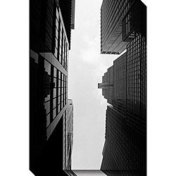 Michael Joseph 'Wall Street' Canvas Art