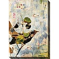 Judy Paul 'Outside In II' Oversized Canvas Art
