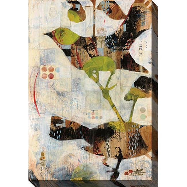Gallery Direct Judy Paul 'Outside In III' Oversized Canvas Art