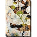 Judy Paul 'Outside In III' Oversized Canvas Art