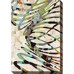 Judy Paul 'Twist II' Oversized Giclee Canvas Art