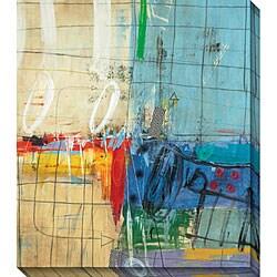 Ross Lindsay 'Atypical Amusement I' Oversized Canvas Art