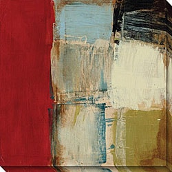 Ross Lindsay 'Without Reason III' Oversized Canvas Art