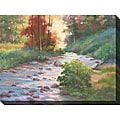 Gallery Direct Rose Hohenberger 'Whispers of Fall I' Giclee Canvas Art