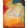 Sylvia Angeli 'Abstracted Fruit VII' Oversized Canvas Art