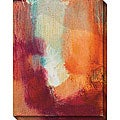Sylvia Angeli 'Abstracted Fruit III' Oversized Canvas Art