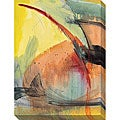 Sylvia Angeli 'Abstracted Nature XVIII' Oversized Canvas Art