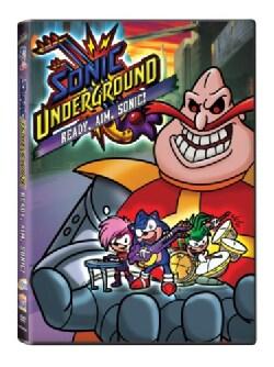 Sonic Underground: Ready, Aim, Sonic! (DVD)