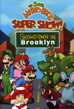 Super Mario Brothers Super Show!: Showdown In Brooklyn (DVD)