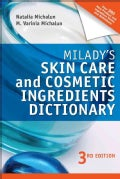 Milady's Skin Care and Cosmetic Ingredients Dictionary (Paperback)