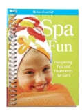 Spa Fun: Pampering Tips and Treatments for Girls (Spiral bound)