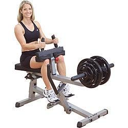 Seated Calf Raise Machine 11946971 Overstock Com