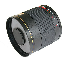 Rokinon 800mm Multi-coated Lens for Canon EOS Cameras