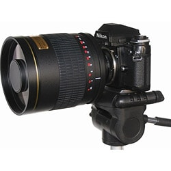 Rokinon 800mm F/8 Multi-coated Lens for Nikon