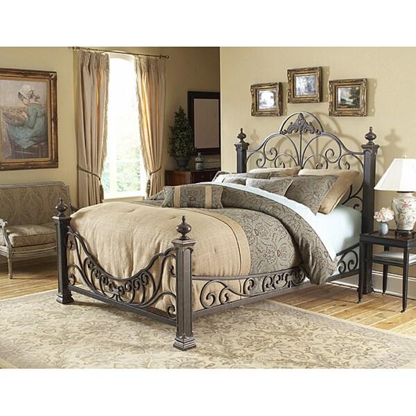 Baroque Queen-size Bed