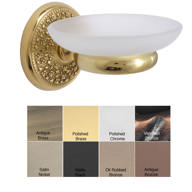 Monte Carlo Wall-mounted Soap Dish Holder