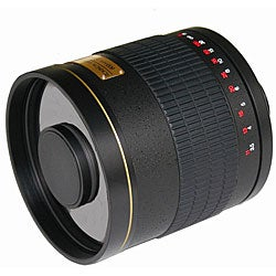 Rokinon 800mm Mirror Lens for Sony Alpha Cameras