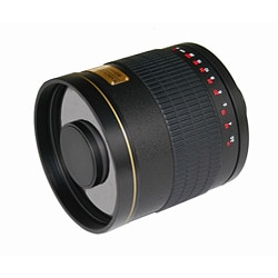 Rokinon 500mm f/6.3 Mirror Lens for Canon EOS