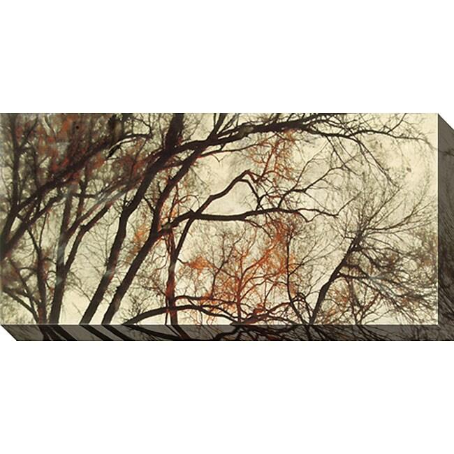 Sara Abbott 'Transcendental II' Gallery-wrapped Art