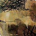 Caroline Ashton 'Nest Series II' Gallery-wrapped Art