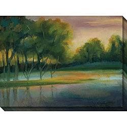 Caroline Ashton 'Illumination II' Gallery-wrapped Art