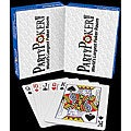 Party Poker Casino Grade Playing Cards (Pack of 10)