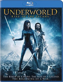 Underworld: Rise of The Lycans (Blu-ray Disc)