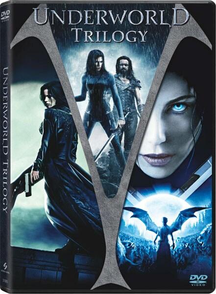 Underworld Trilogy (DVD)
