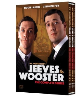 Jeeves & Wooster: The Complete Collection (DVD)