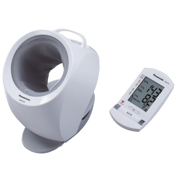 Panasonic EW3153W Arm-in Cuffless Blood Pressure Monitor
