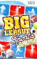 Wii - Big League Sports: Summer Sports