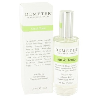 Demeter Gin & Tonic Women's 4-ounce Cologne Spray