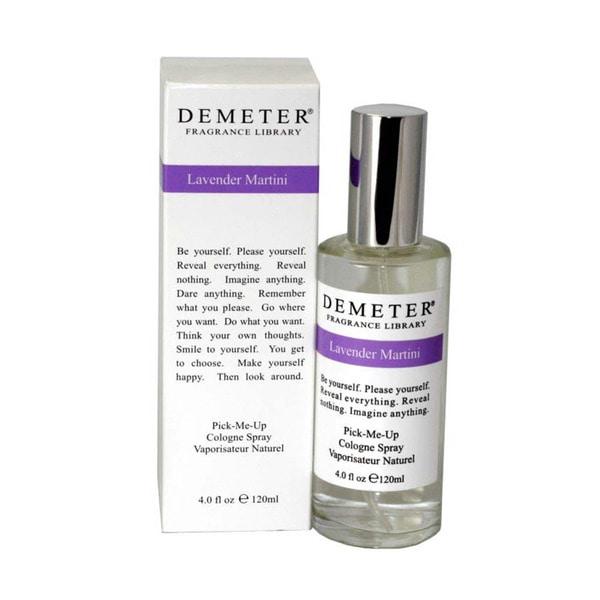 Demeter Lavender Women's 4-ounce Cologne Spray