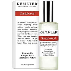 Demeter Sandalwood Women's 4-ounce Cologne Spray